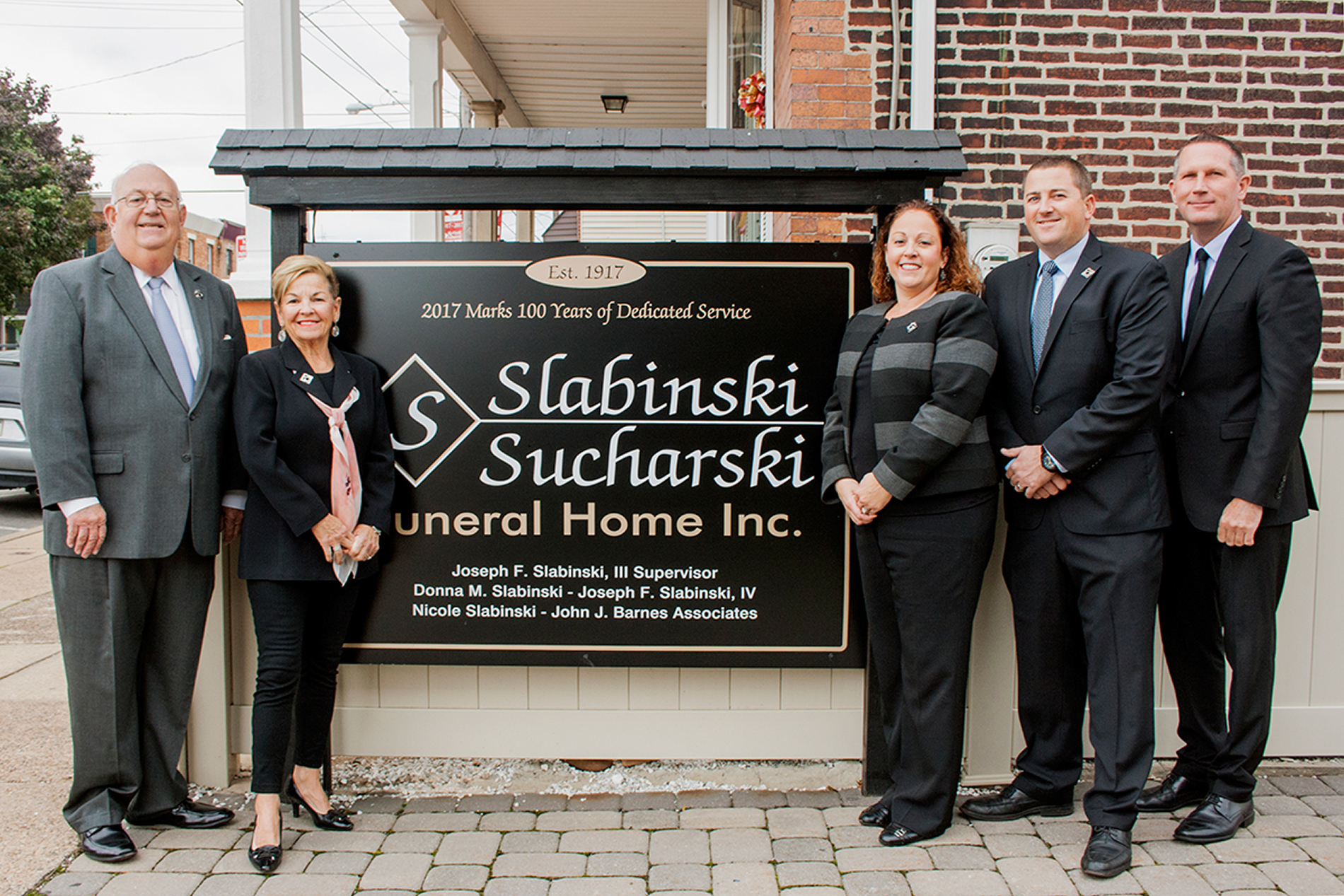 The Slabinski Team 2